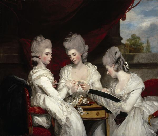 The Ladies Waldegrave (1780)