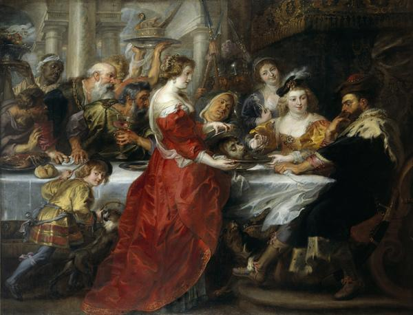 The Feast of Herod (About 1635 - 1638)