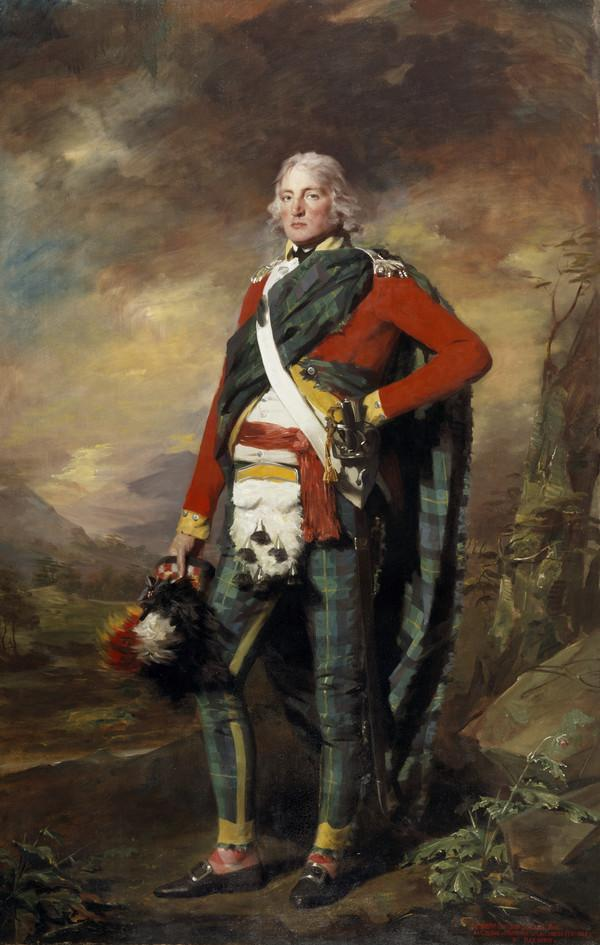 Sir John Sinclair, 1st Bart of Ulbster (1754 - 1835) (after 1794 and probably before 1799)