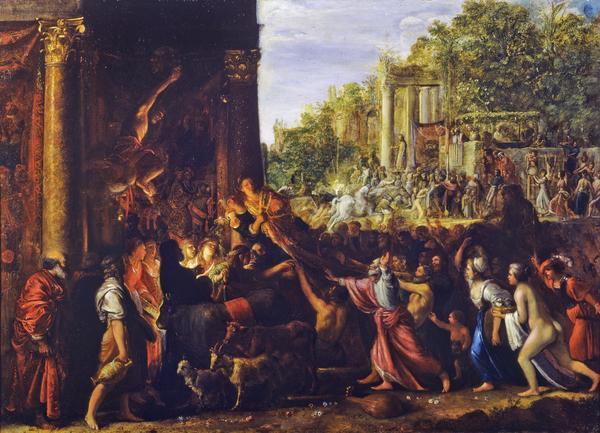 Il Contento (About 1607)