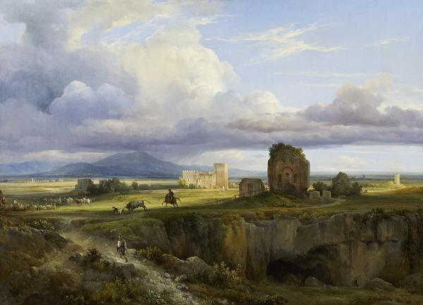La Via Appia (1830)