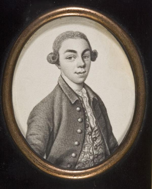 Richard Bulstrode, fl. 1754 (Drawn 1754)