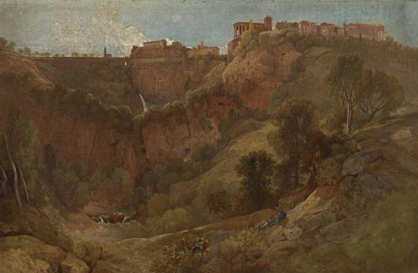 A View of Tivoli (1834)