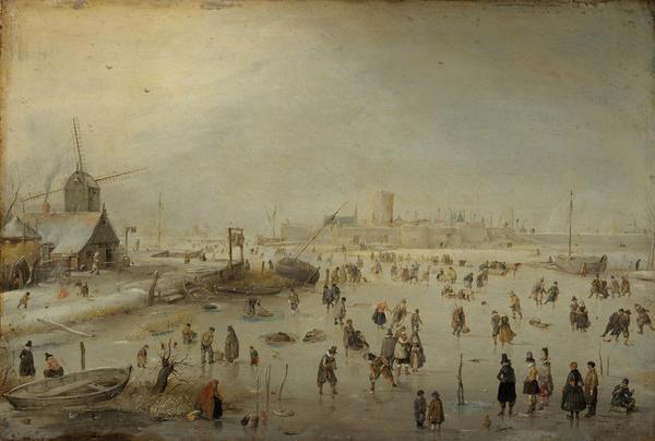 Winter Landscape (About 1630)