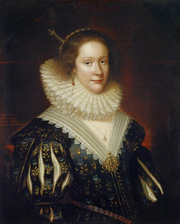 Lady Mary Erskine, Countess Marischal (born about 1597) (1626)