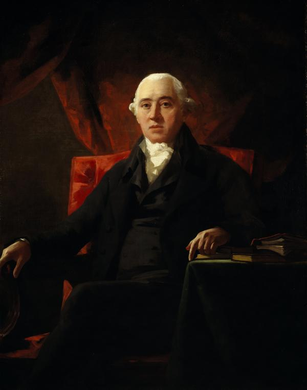 William Creech, 1745 - 1815. Publisher and Lord Provost of Edinburgh (1806)