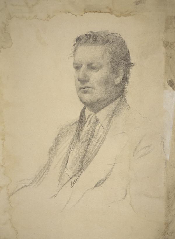 John Logie Baird, 1888 - 1946. Television pioneer (1936)