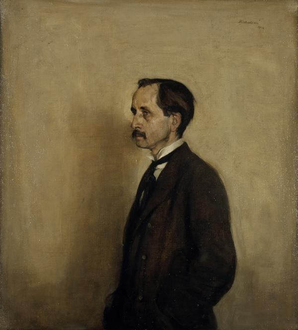 Sir James Matthew Barrie, 1860 - 1937. Author