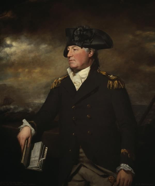 Rear-Admiral Charles Inglis, c 1731 - 1791. Sailor (About 1783 / 1795)