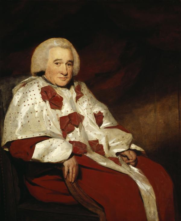 Robert Macqueen, Lord Braxfield, 1722 - 1799. Lord Justice-Clerk (About 1798)