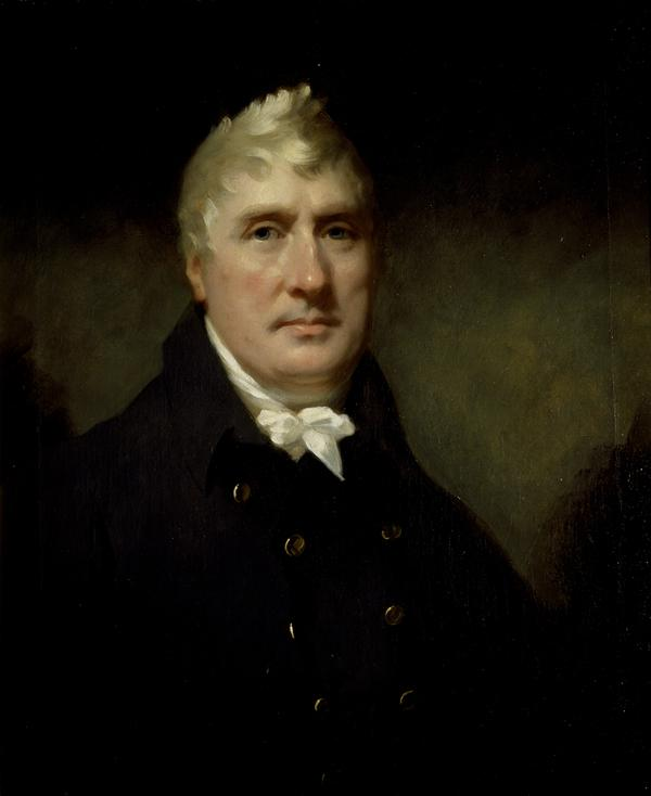 John Rennie, 1761 - 1821. Engineer (About 1810)