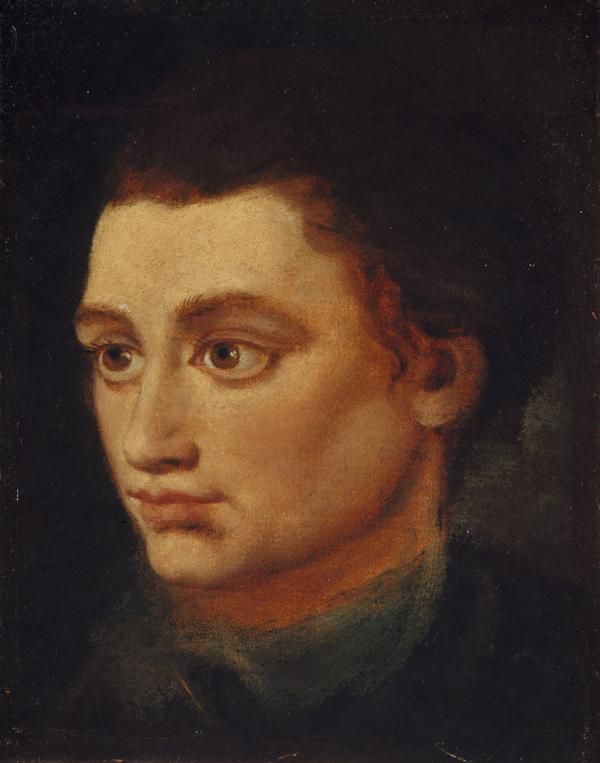 Robert Fergusson, 1750 - 1774. Poet (About 1772)