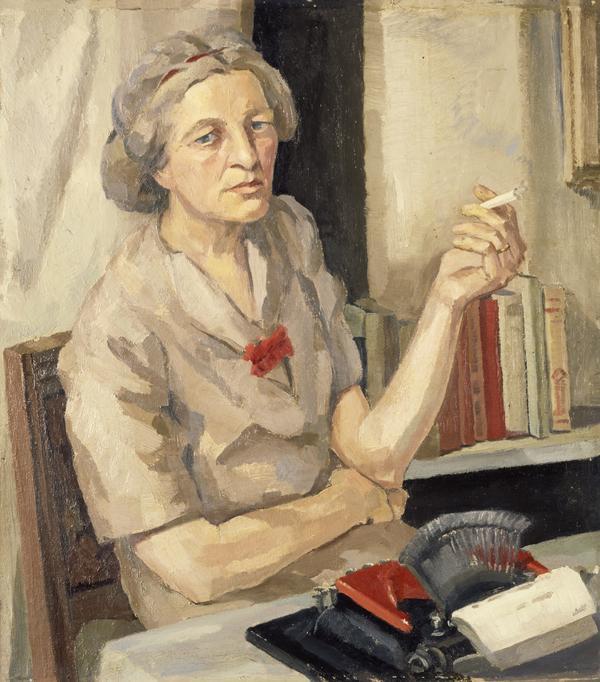 Willa Anderson, Mrs Edwin Muir, 1890-1970. Writer and translator (1944)