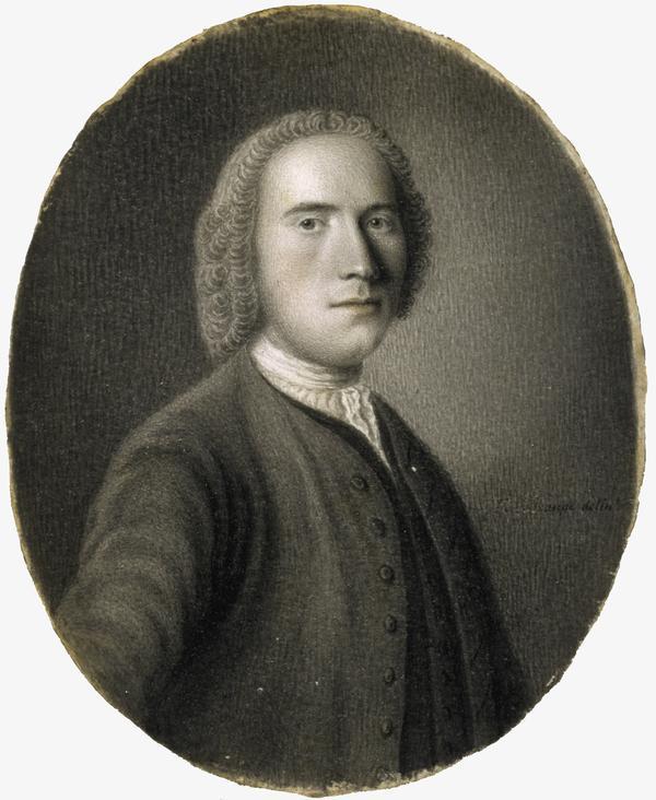 Lord George Murray [Am Morair Deòrsa Moireach], c 1700 - 1760. Jacobite general (About 1746)