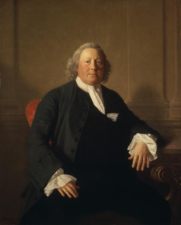 Hew Dalrymple, Lord Drummore, 1690 - 1755. Scottish judge (1754)