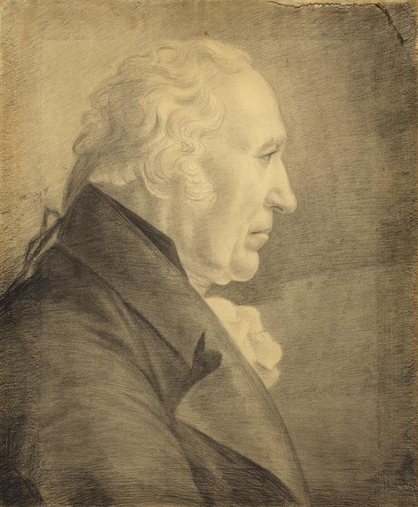 James Watt, 1736 - 1819. Engineer, inventor of the steam engine (1809)