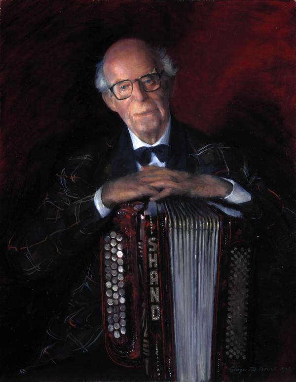 Sir James (Jimmy) Shand, 1908 - 2000. Musician (1995)