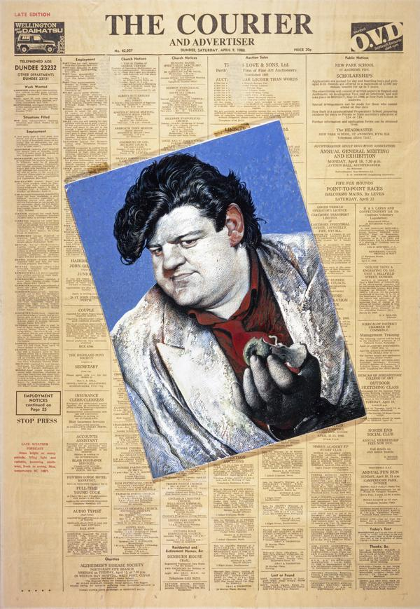 Robbie Coltrane, b. 1950. Actor (as Danny McGlone) (1988)