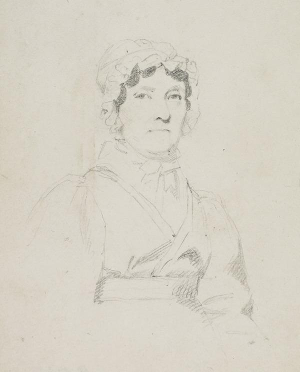 An Unknown Lady (1807 - 1835)