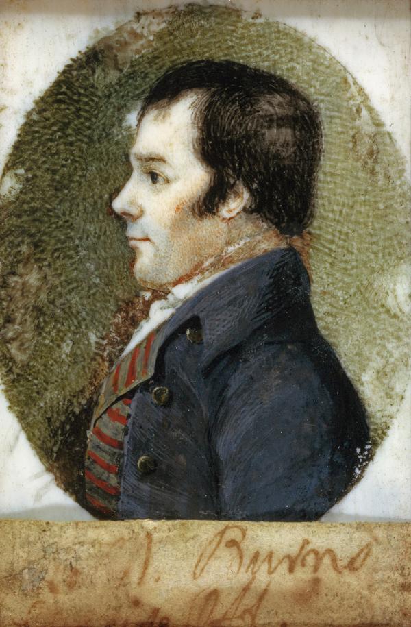 Robert Burns, 1759 - 1796. Poet