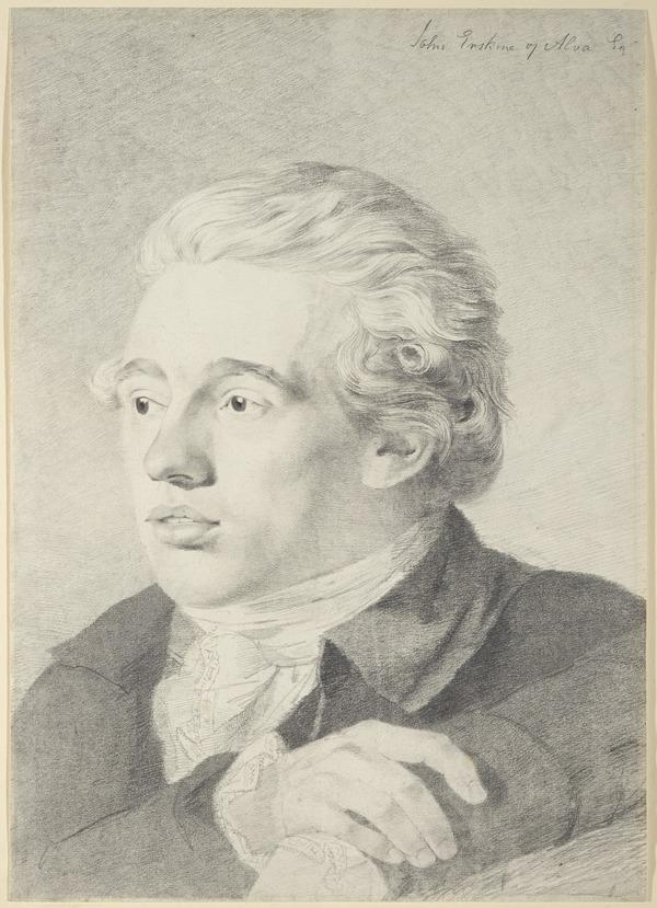 John Erskine of Cambus, 1758 - 1792. Advocate and antiquary