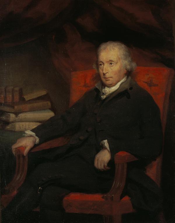 Professor Adam Ferguson, 1723 - 1816. Philosopher and author (after 1800)