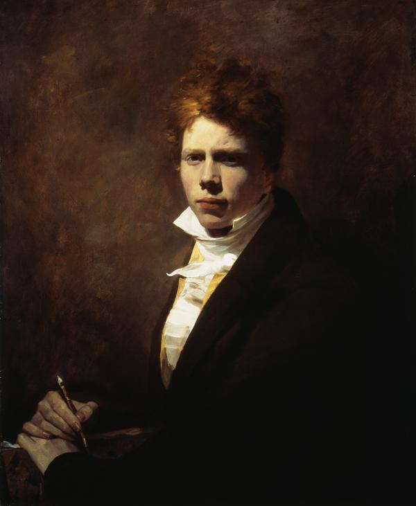 Sir David Wilkie, 1785 - 1841. Artist (Self-portrait)