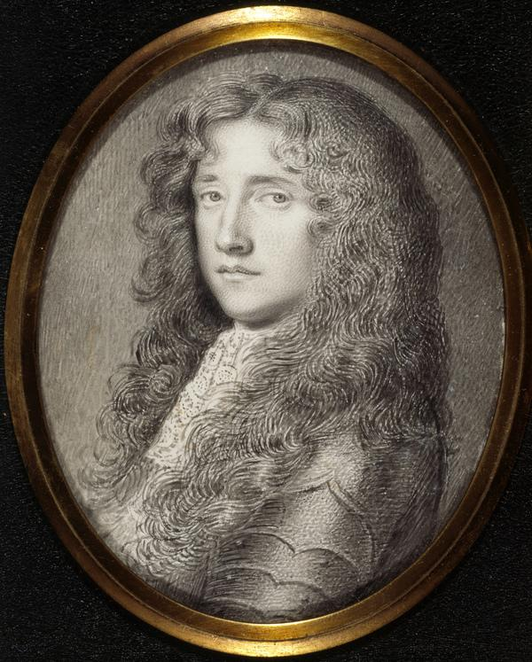 John Graham of Claverhouse, Viscount Dundee, 1648 - 1689. Jacobite leader (About 1670)