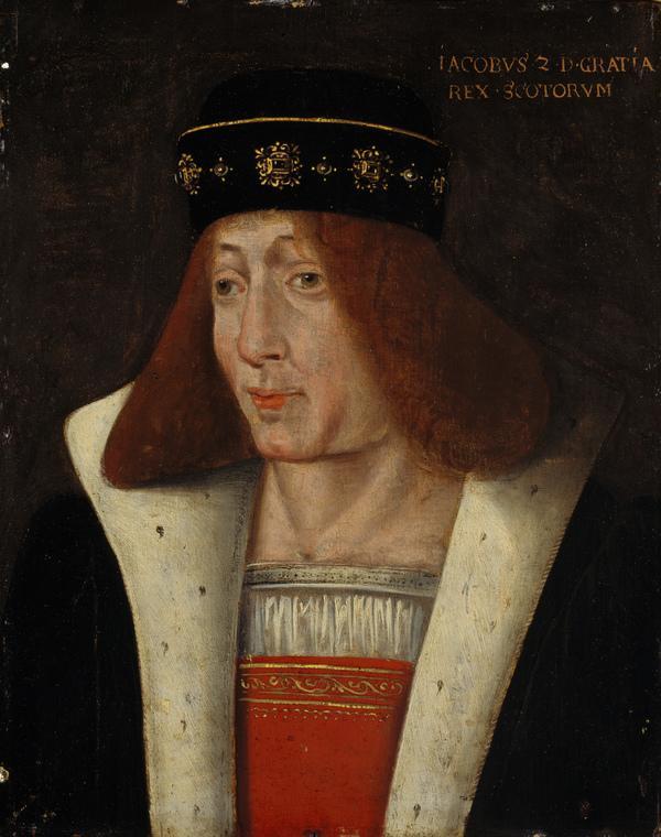 James II, 1430 - 1460. Reigned 1437 - 1460 (after 1578)