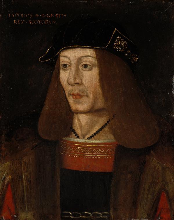 James IV, 1473 - 1513. Reigned 1488 - 1513 (after 1578)
