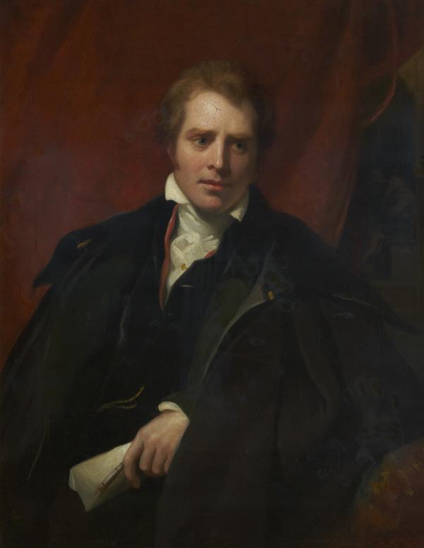 Sir David Wilkie, 1785 - 1841. Artist (About 1811)