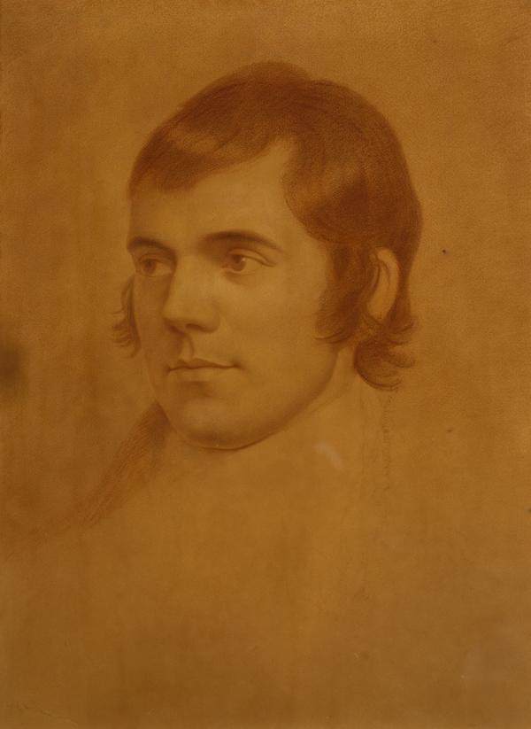 Robert Burns, 1759 - 1796. Poet (1796 - 1798)