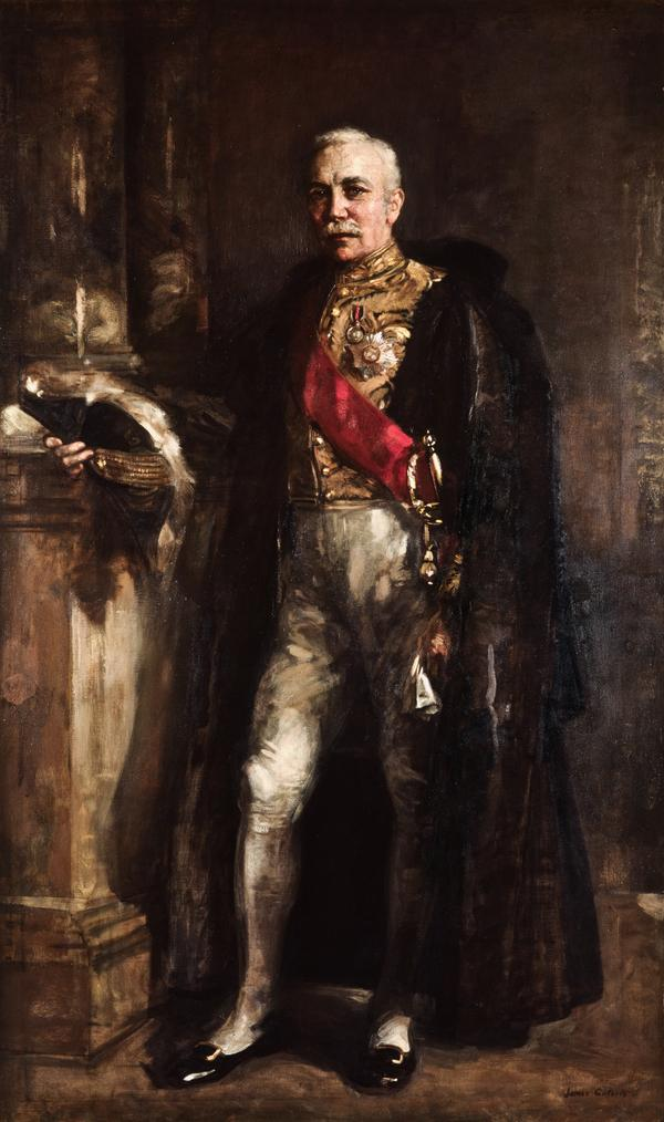 Sir Henry Campbell-Bannerman, 1836 - 1908. Statesman (About 1908)