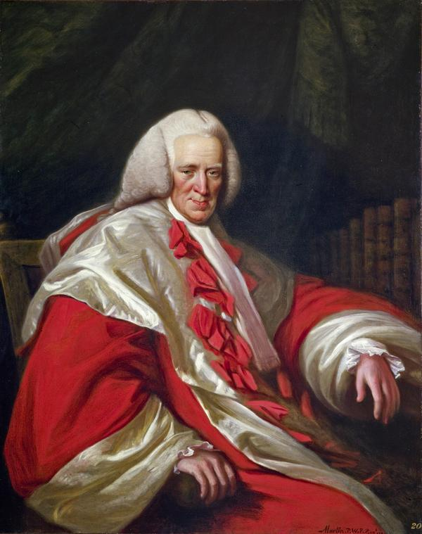 Henry Home, Lord Kames, 1696 - 1782. Scottish judge and author (1794)
