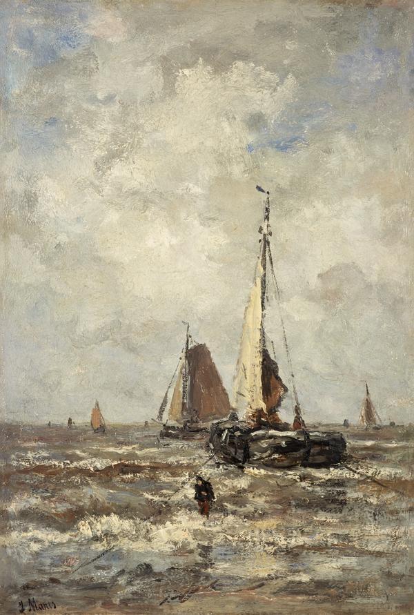 Scheveningen (About 1880 - 1885)