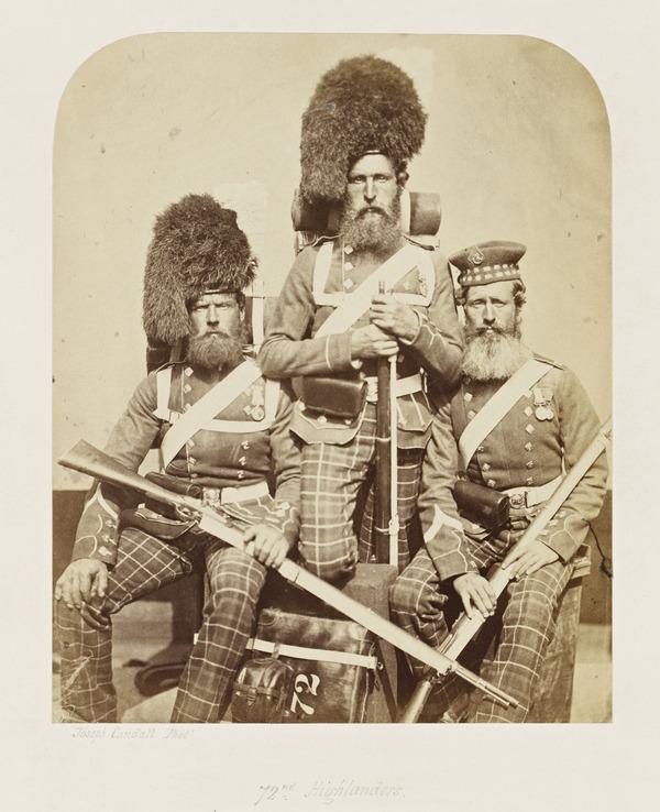 Crimean Heroes (1856)