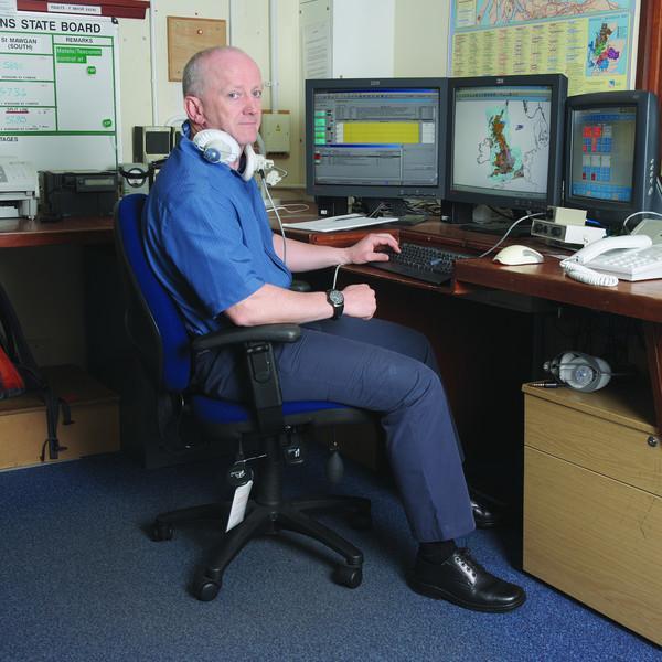 Special PC Trevor Killen, Radio Operations RAF Kinloss, Grampian Constabulary