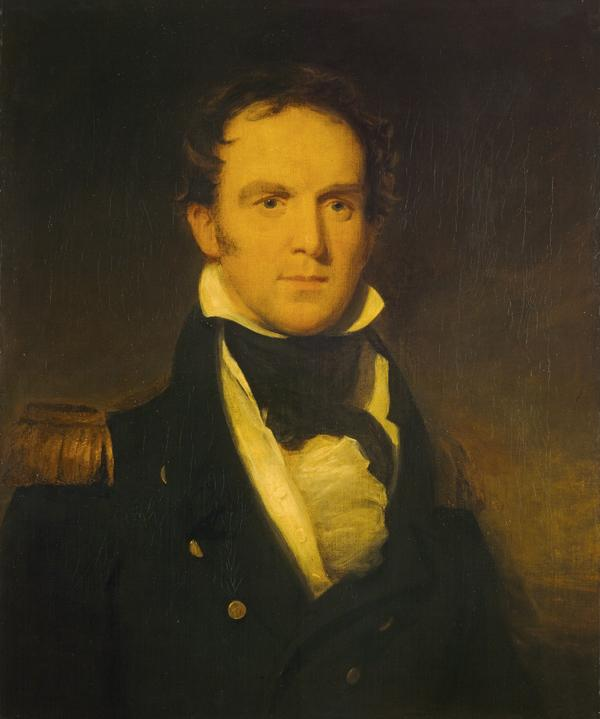 Captain Hugh Clapperton, 1788-1827. African explorer (1825)