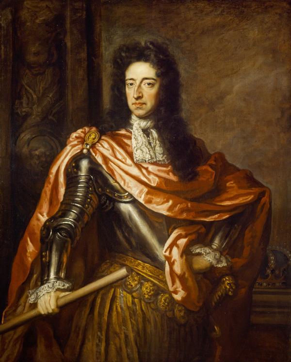 William III, 1650 - 1702.