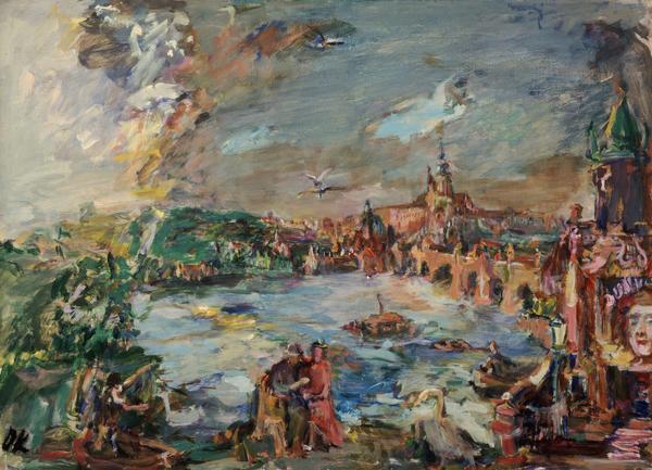 Prague, Nostalgia (1938)