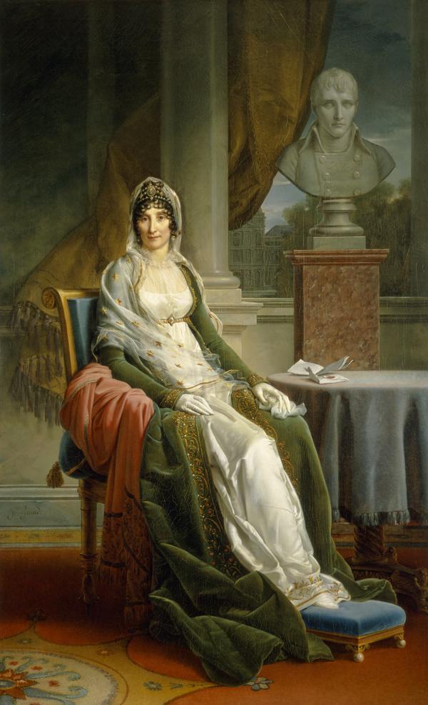 Madame Mère (Maria Laetitia Ramolino Bonaparte, 1750 - 1836)