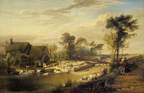 Sheepwashing (before 1817)