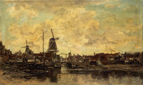 Amsterdam (About 1878)