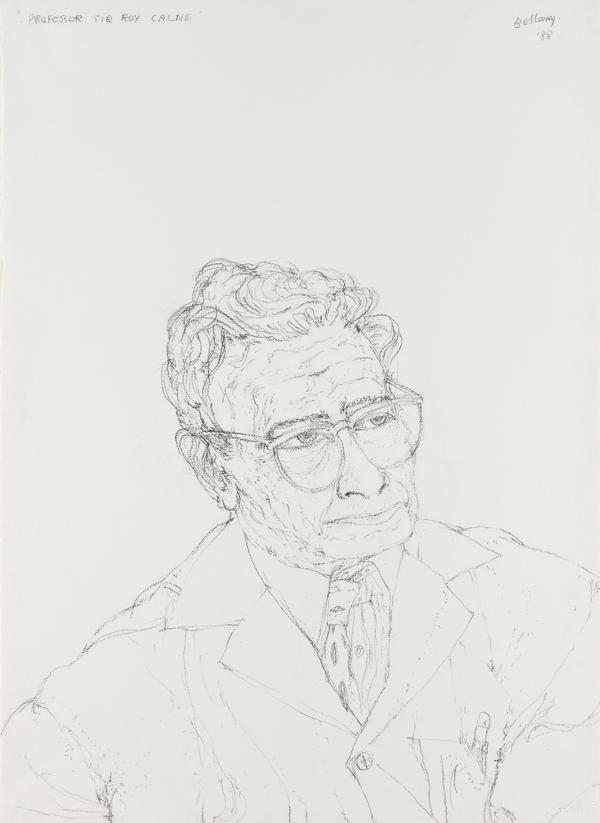 Professor Sir Roy Calne (from 'The Addenbrookes Hospital Series') (Dated 1988)