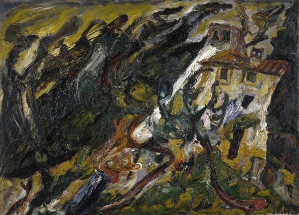 Le Mas Passe-Temps, Céret (1920 - 1921)