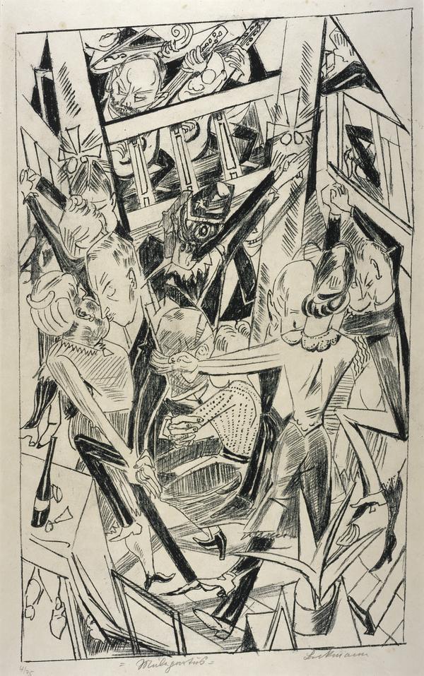 Die Hölle (Hell): Malepartus (1919)