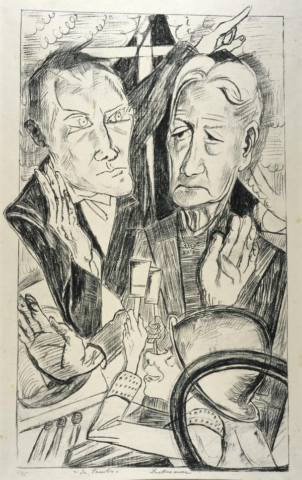 Die Hölle (Hell): Die Familie (The Family) (1919)