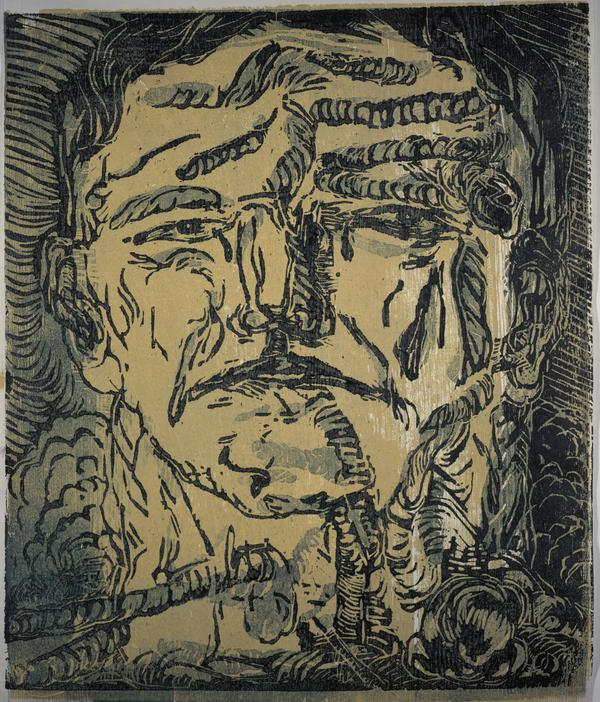 Grosser Kopf [Large Head] (1966)