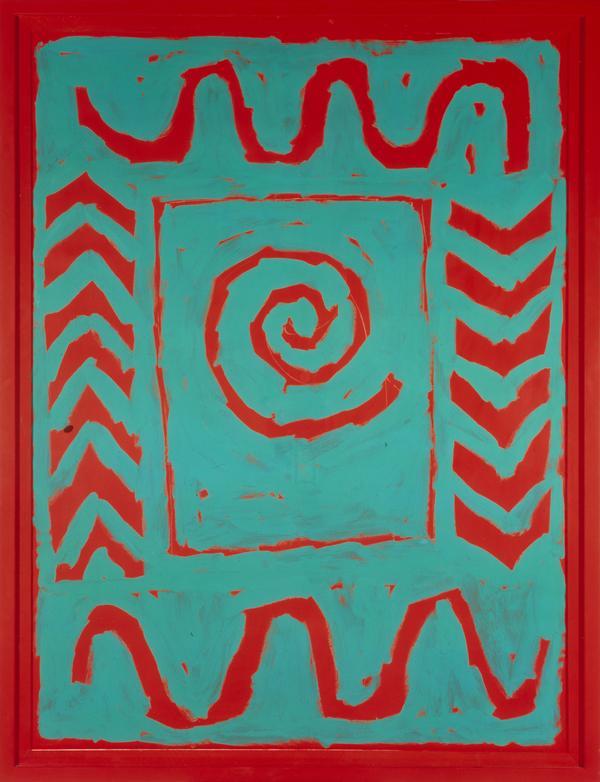 Red Spiral (1986)