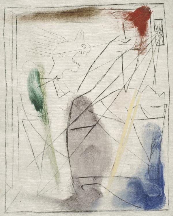La Mort de Marat [The Death of Marat] (1934)